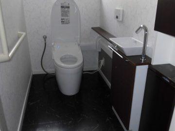 長岡市N様邸トイレ工事