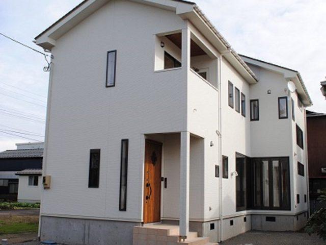 長岡市「こだわりたくさんのオープンな家」