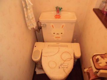 長岡市 H様邸 トイレ・洗面化粧台入替工事