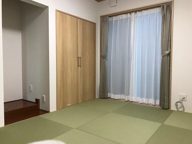 No.13 長岡市「2世代同居住宅」新築工事親居室